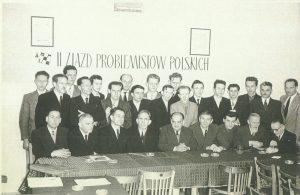 2 Zjazd Problemistów Polskich - Warszawa 1958